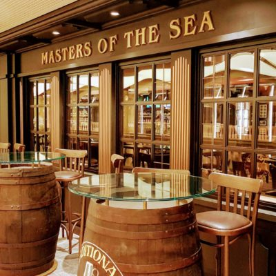 Masters of the Sea
